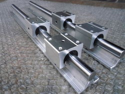 Induction Harden Plated Shaft