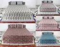Anokhi Print Bedsheet With 2 Pillow Set