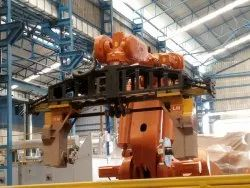Robotic Machine tendig Systems, Capacity: Pay load, Lifting Capacity: Depends