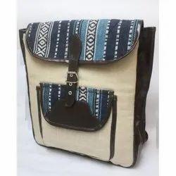 Sling Jute Laptop Bag