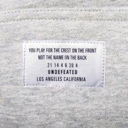 Cotton Printed Label