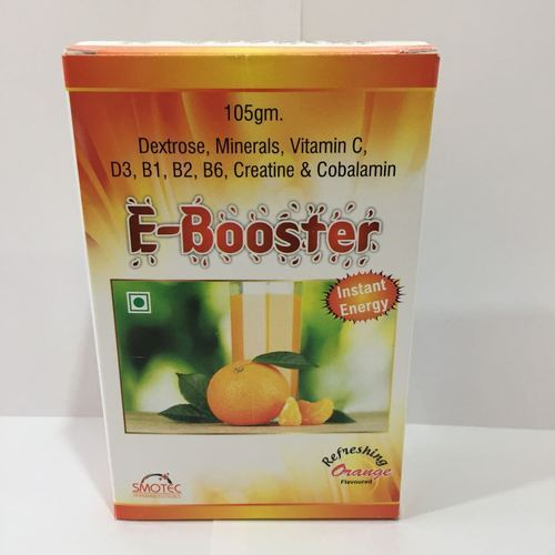 Dextrose Minerals Vitamin C D3 B1 B2 B6 Ceratine Cobalamin