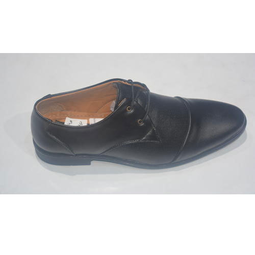 9355b353a82 Mens Black Synthetic Formal Shoes at Rs 310  pair