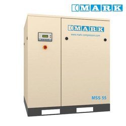 Mark MSS 55 Oil Injected Screw Compressor