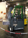 Aluminum Extrusions Handling Forklift