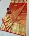 Wedding Pure Kanchipuram Full Tissue Sarees