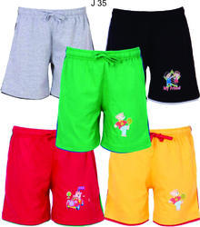 Boys And Girls Cotton Kids Shorts