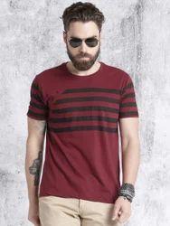Stylish Half Sleeve T-Shirts For Mens