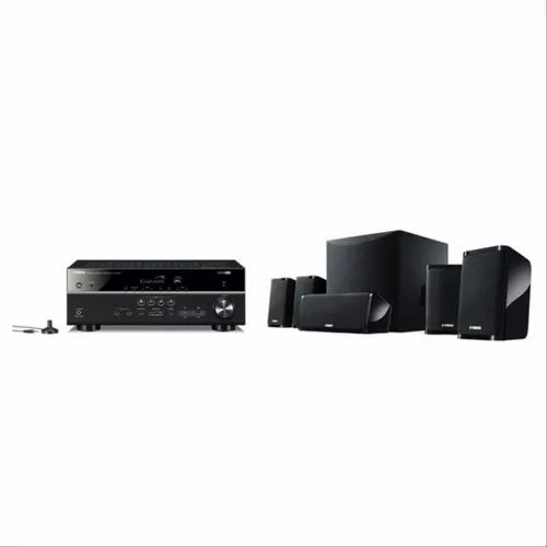 Yamaha 5 1 Channel Home Theatre System In A Box Yht 3072in With Bluetooth