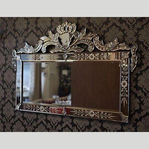 Venetian Mirror And Wooden Handicraft Manufacturer India