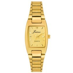 Jainx Premium Golden Analog Watch for Women JW1206