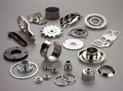 Automotive Sheet Metal Parts and Components