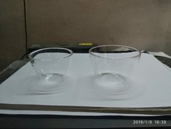 Quartz Crucible with Lid