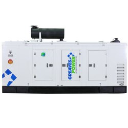 Greaves Power 400 KVA Diesel Generator