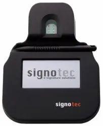 Signotec Kappa , 4 LCD Monochrome Panel