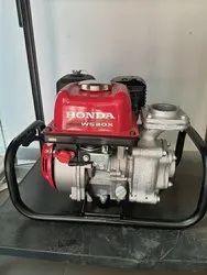 15.kw Honda Ws20x Petrol Water Pump Set, 2 - 5 HP