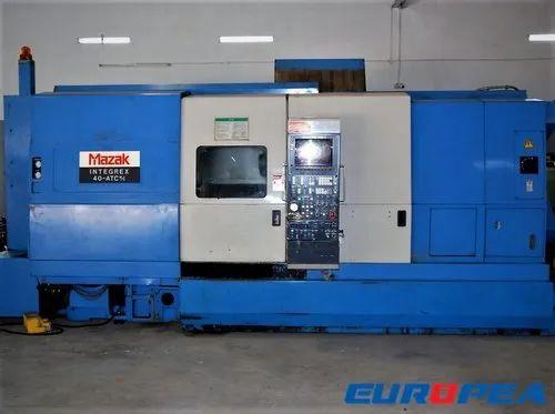MAZAK INTEGREX 40 ATC Used Imported Turn Mill, MAZAK INTEGREX 40