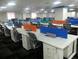 Sharing Office Desking Workstation
