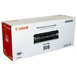 Canon 308 Black Toner Cartridge