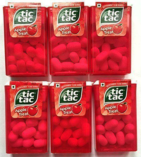 tic tac strawberry fields big pack of 12 ferrero packaging box