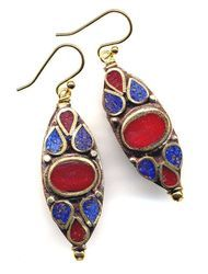 Nepal Jewelry Earrings