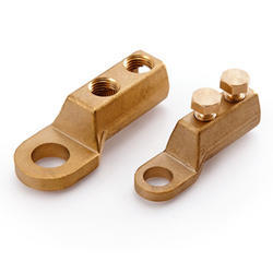 Brass Straight Set Cable Socket