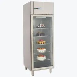 GN600TNG Stainless Steel Refrigerated Cabinet