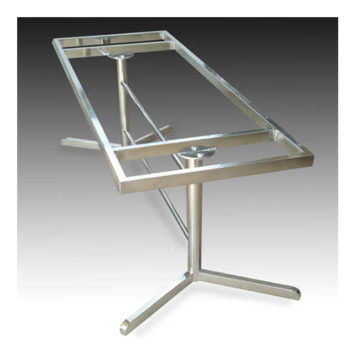SS Dining Table Frame, Ss Dining Table Frame - Heena Steel Furniture ...