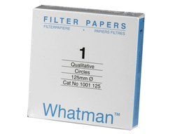 Qualitative Filter Paper 1001-125 mm (Pack of 100)