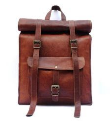 Vintage Leather Handmade Leather Bag