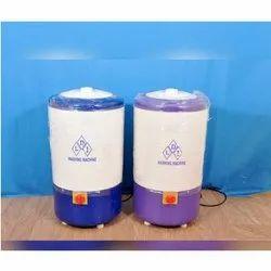 Capacity(Kg): 6 And 8.1 Kg Semi-Automatic Rs.2500 Portable Washing Machine Dli