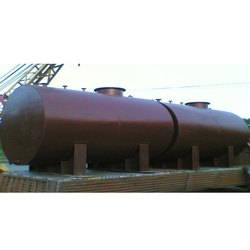 Storage Tank Tank With Saddle