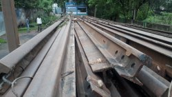 EOT Crane Rail, For Overhead Cranes