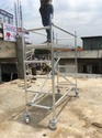 Crystal Aluminium Mobile Scaffolding Tower