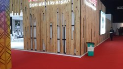 Thermo Pine Wood Wall Cladding