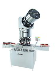 Screw Cap Sealing Machines
