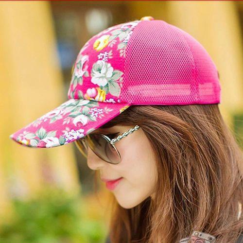 Womens Cotton Cap Floral Design at Rs 600  piece  df6771bafc5