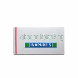 Ivabradine Tablets 5 mg