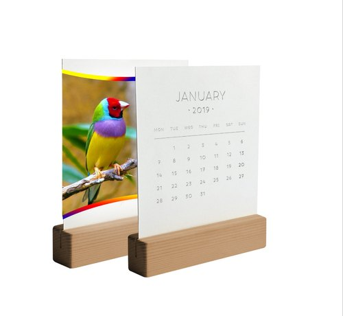 New Year Calendar Design in India