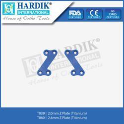 Z Plate (Titanium)