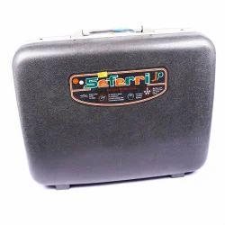 Hard Fiber Traveling Suitcase