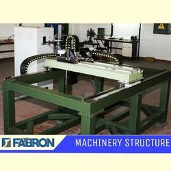 Machine Structure Fabrication Work