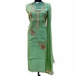 Cotton Ladies Unstitched Salwar Suit