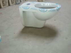 White Florence Wall Hung Toilets