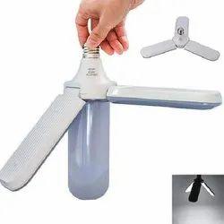Plastic Fan Type Light