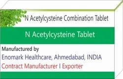 N Acetylcysteine Tablet