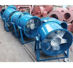 Axial Flow Fan Model GPA-400
