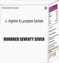 L Arginine & Lycopene Sachet