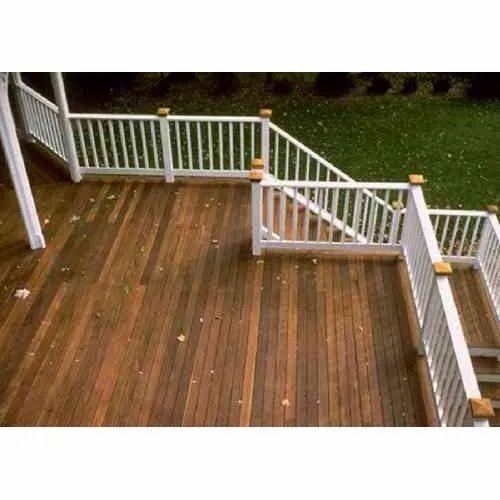 Ipe Outdoor Wood Deck Flooring