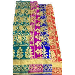 Art Silk Saree, Machine
